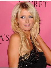 "Lang Syntetisk Utrolig Blond 19"" Paris Hilton Parykk"